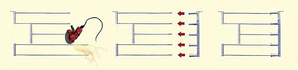 Grundteil R5, 1,61 m (2/3)