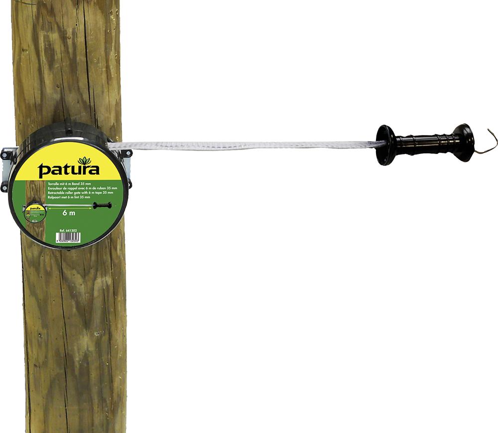 Torrolle mit 6 m Band 35 mm