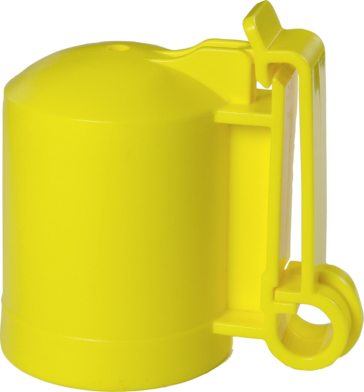 Kappen-Isolator für T-Pfosten