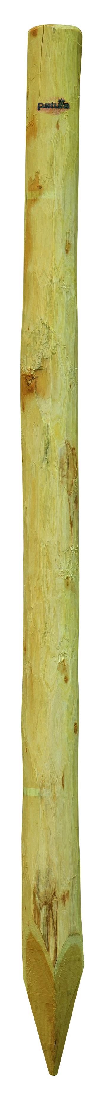 Robinienpfahl, rund, 2.00 m, Ø 10-12 cm