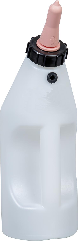 Milchflasche für Kälber, inkl. Sauger