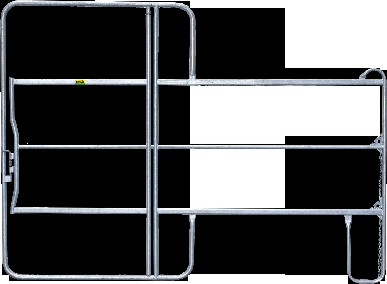 Panel-3 mit Tor, Höhe 2.20 m