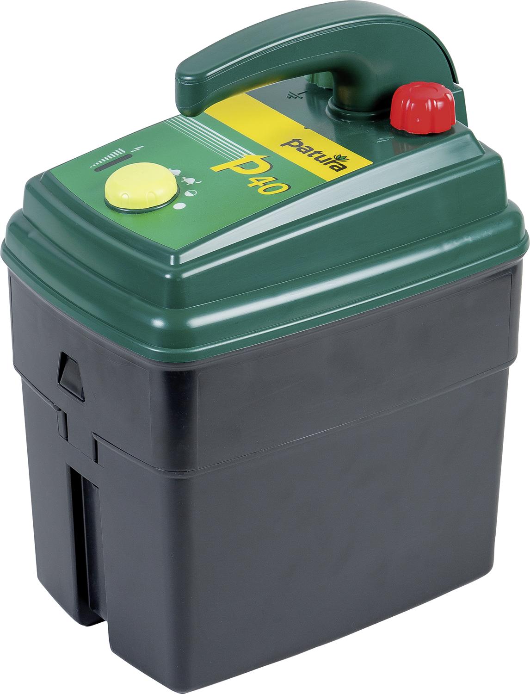 P40, Weidezaun-Gerät für 9 V und 12 V