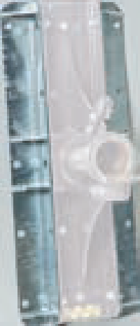 Erweiterung Schwingbürstenbefestigung für Midi und Maxi