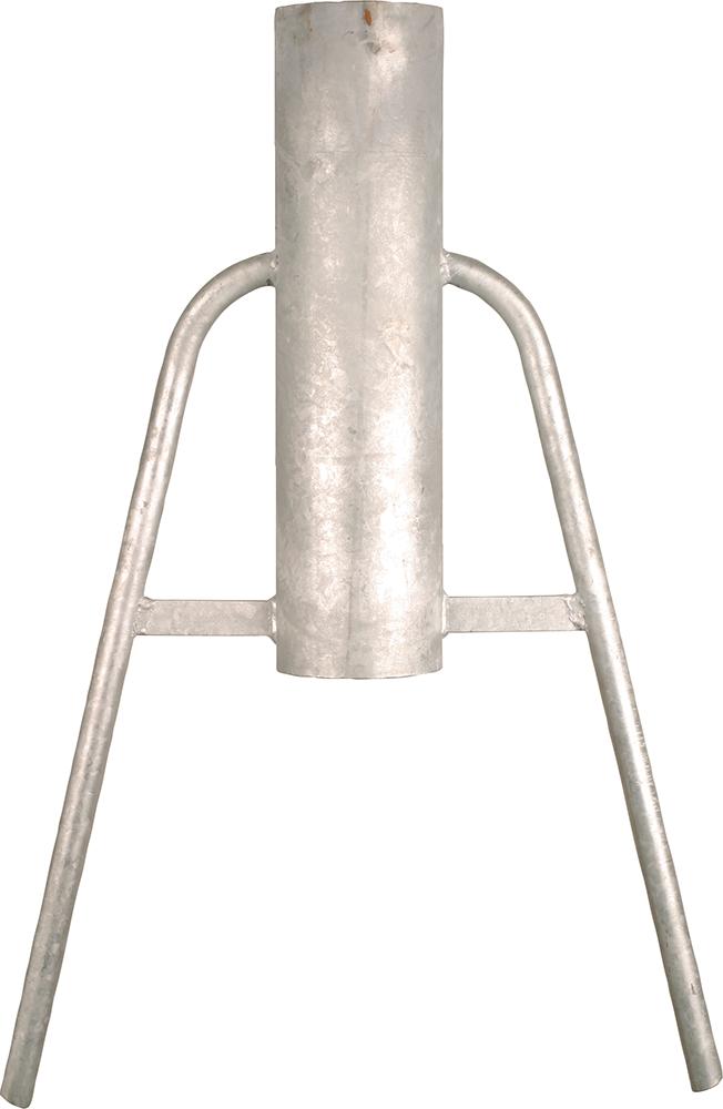 Hand-Ramme für Holzpfosten bis Ø 12 cm