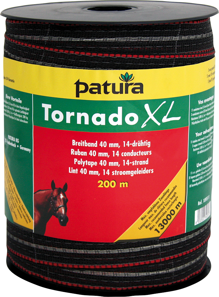 Tornado XL Breitband, 40mm