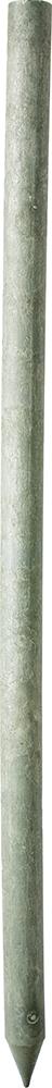 Recycling-Pfahl 200 cm lang