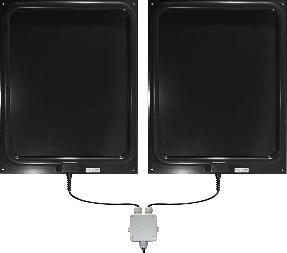 Stationäre Doppel-Antenne DAF206