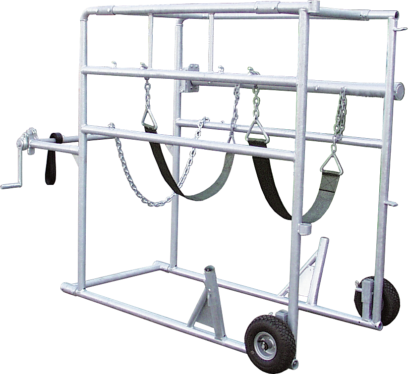 Klauenpflegestand Compact-Stall