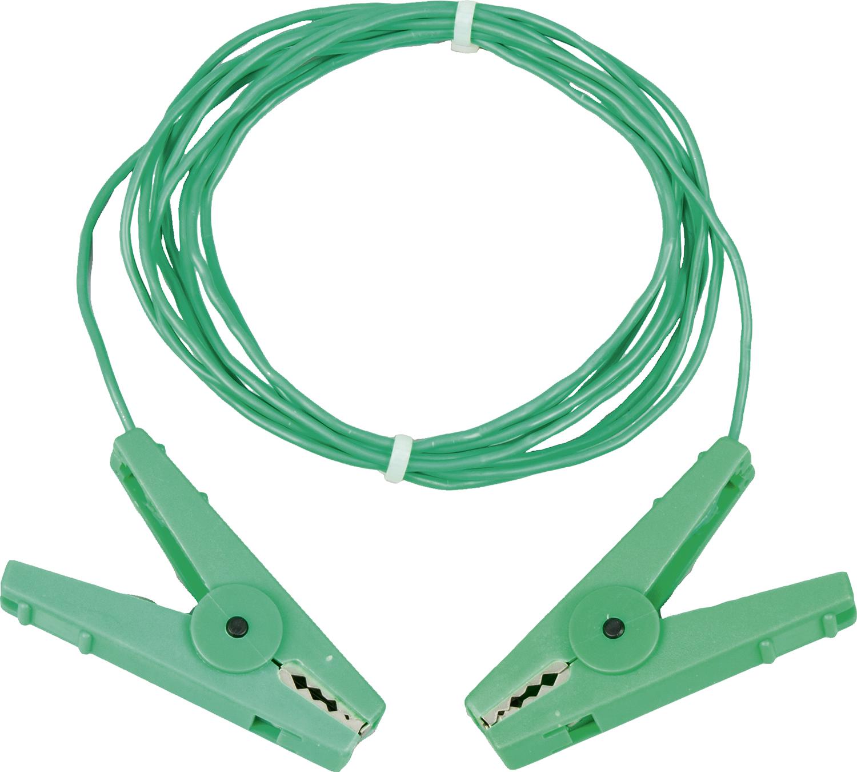 Erdstab-Verbindungskabel 3 m