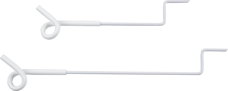 Abstandhalter mit Ösenisolator, 40 cm zum Annageln