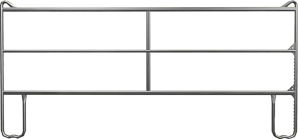 Panel 3, Höhe: 1.70 m