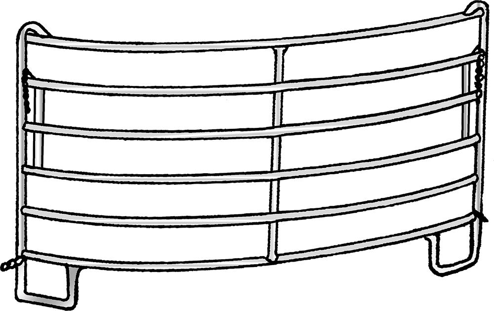 Kurven-Panel
