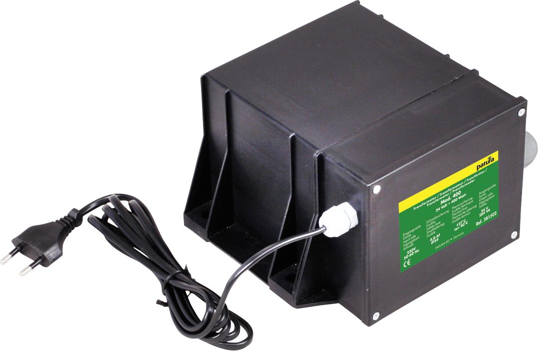 Transformator Mod. 400 24 Volt / 400 W
