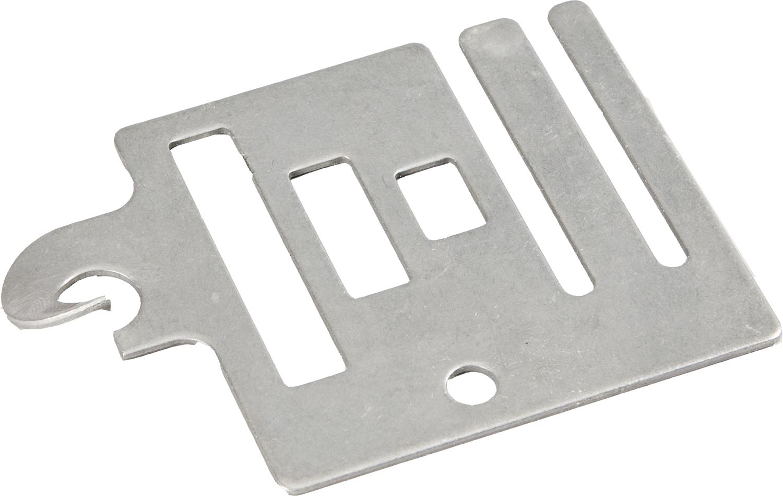 Torgriff-Anschlussplatte bis 40 mm
