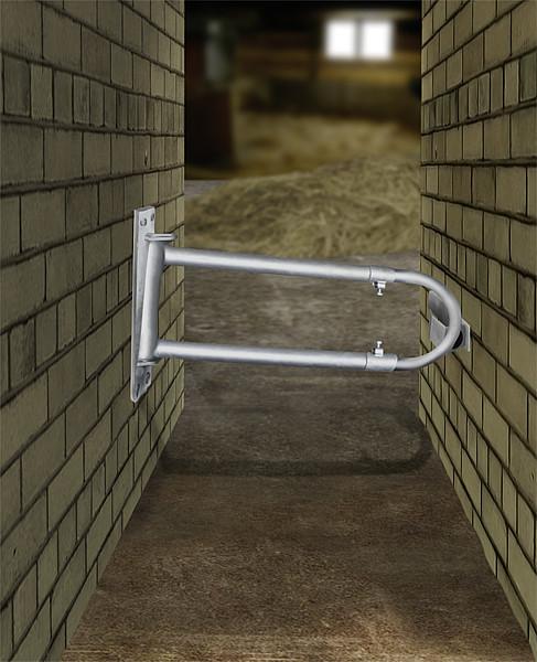 Ein-Wege-Tor für Milchvieh