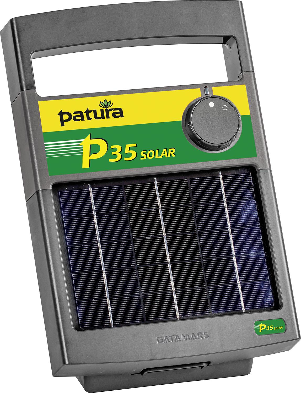 P35 Solar, Weidezaungerät