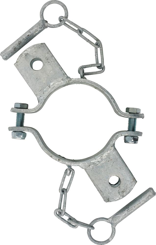 Schelle Ø 102 mm, 2 Halter