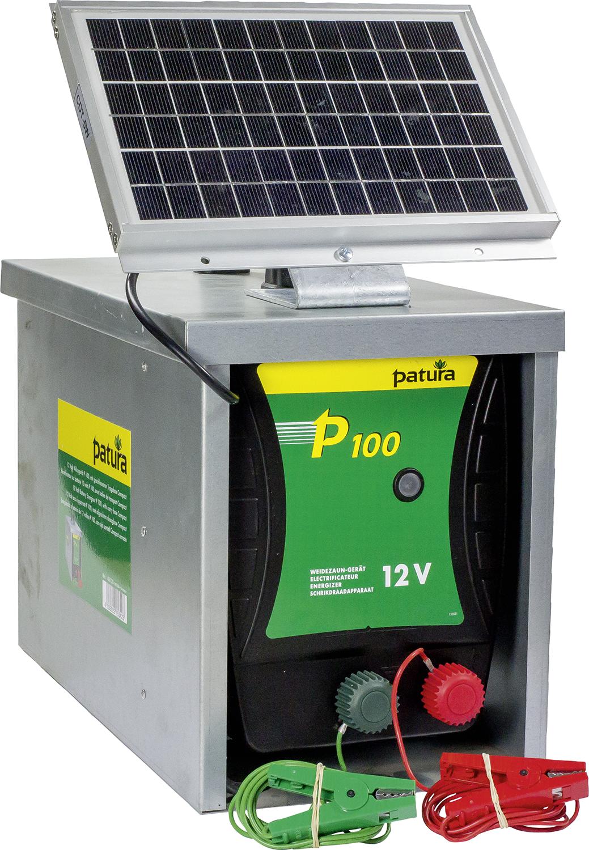 Komplettset P100 mit Solarmodul 5 W und Tragebox Compact