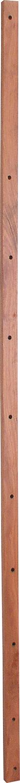Hartholzlatte 38x26 mm