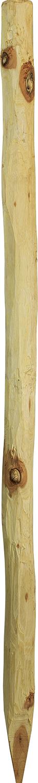Robinienpfahl, rund, 2,00 m, Ø 6,00-8,00 cm
