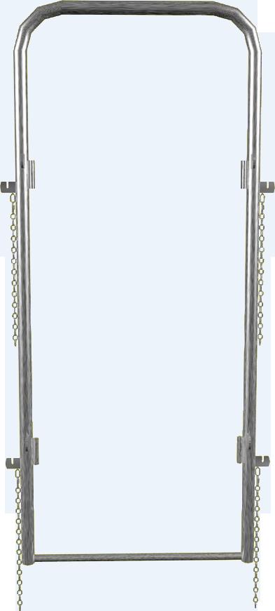 Rahmen für Treibgang XL