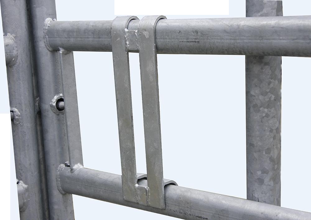 Riegelhalter für Panel