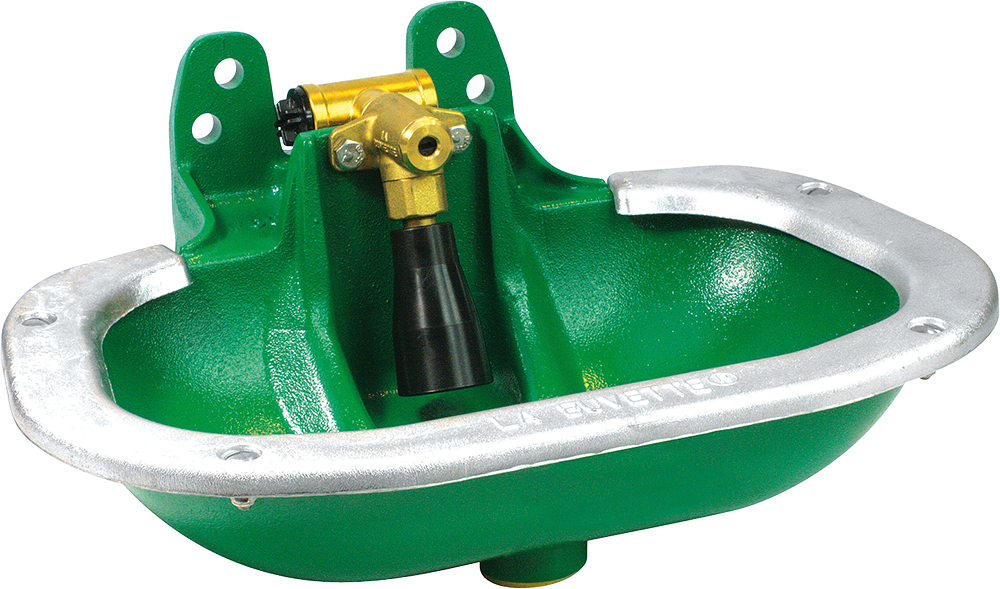 Rohrventil-Becken Mod. F60