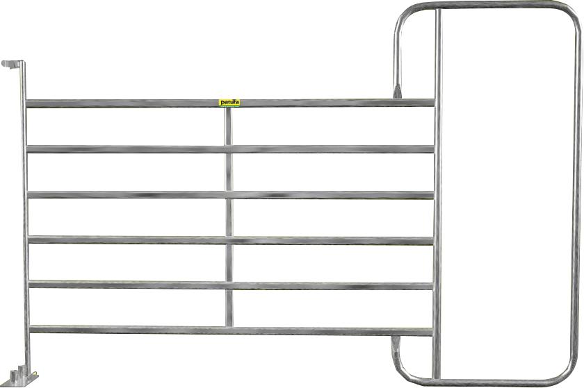 Panel mit Rahmen XL, Höhe: 2.10 m