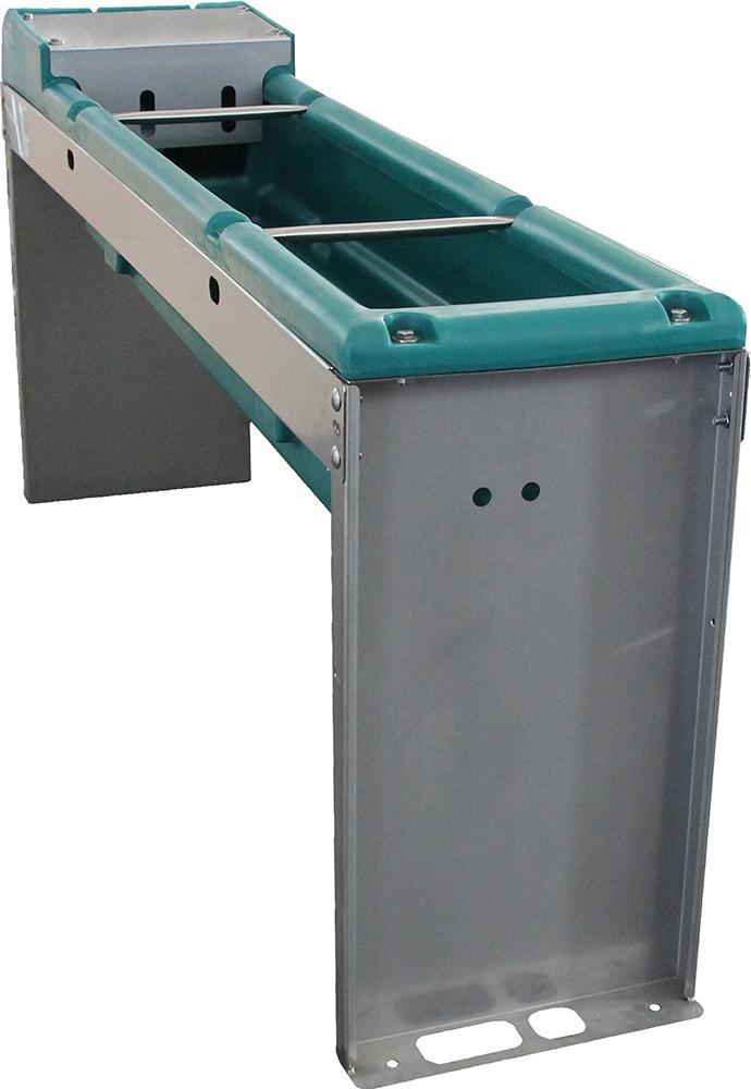 SUEVIA Trogtränke Mod. 5900 für Bodenbefestigung