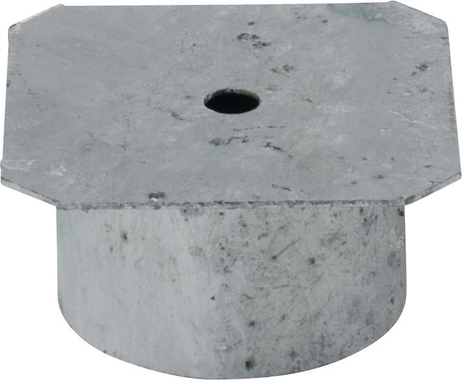 Abdeckung für Einbauhülse Ø 102 mm