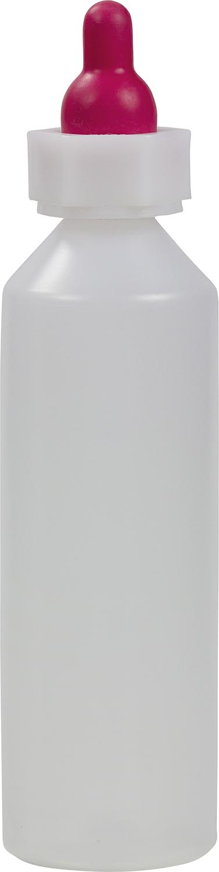 Milchflasche für Lämmer inkl. Sauger