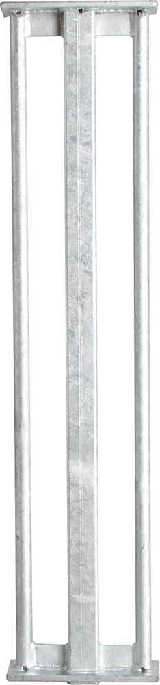 Rammer zum Einschlagen der Hartholzpfähle 40x40 mm