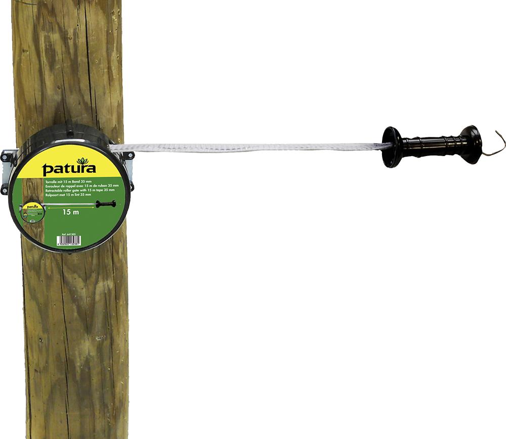 Torrolle mit 15 m Band 35 mm