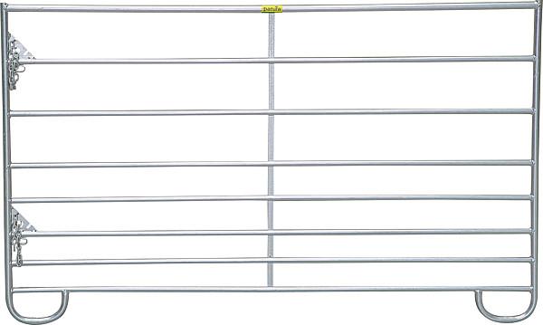 Mini-Panel, 8 Rohre