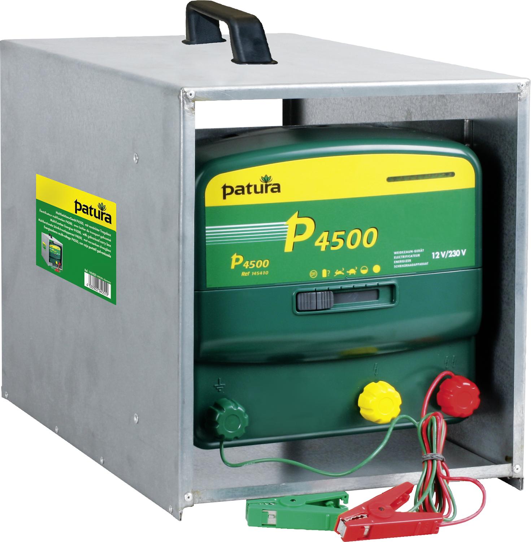 P4500, Multifunktions-Gerät, 230V/12V mit verzinkter Tragebox