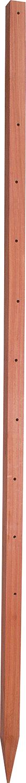 Hartholzpfahl 38x38 mm