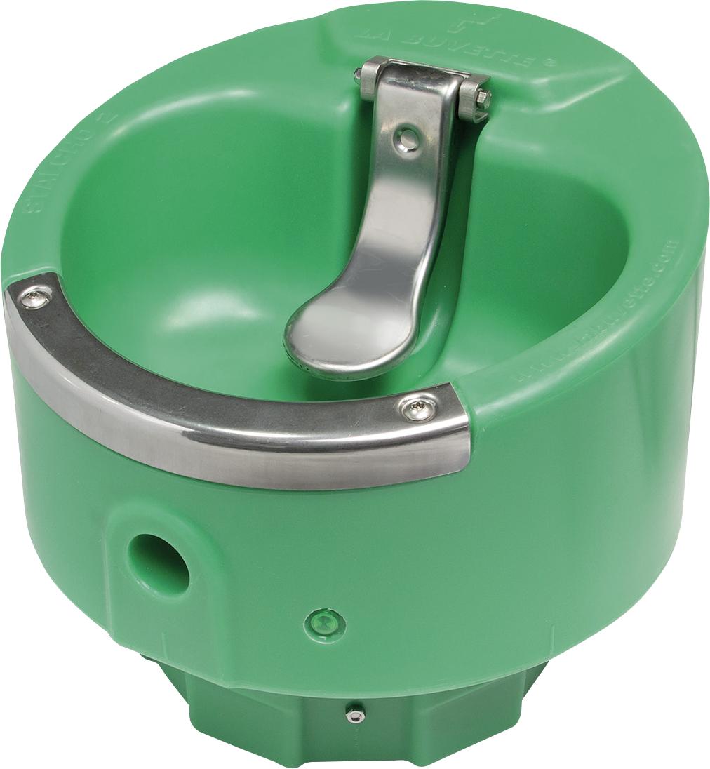 Zungenventil-Becken Mod. Stalcho 2