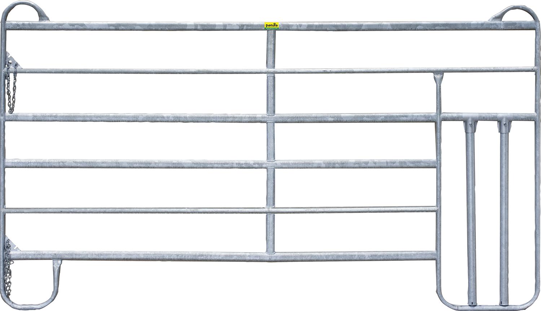 Panel-6 mit Kälberschlupf , Höhe 1,70 m