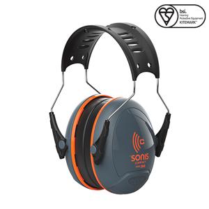 Sonis® Compact einstellbare Gehörschützer 32dB SNR