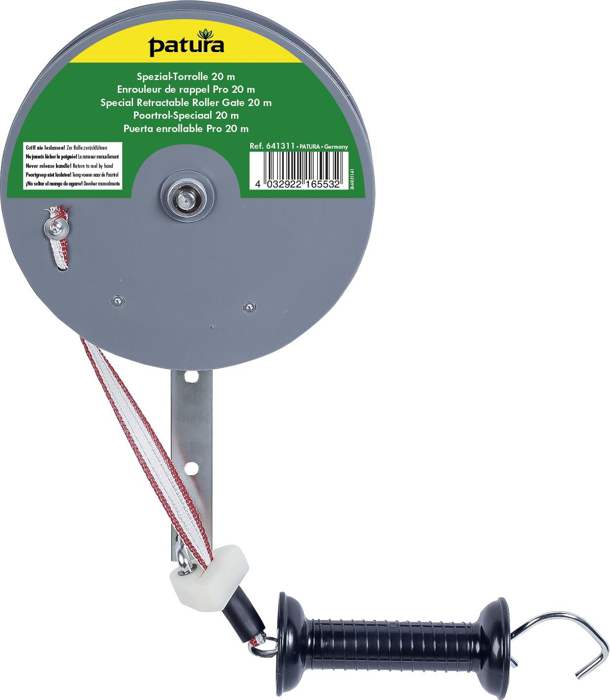 Spezial-Torrolle 20 m mit Breitband