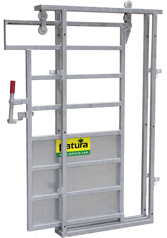 Rahmen mit Schiebetür XL für A8000/A7500