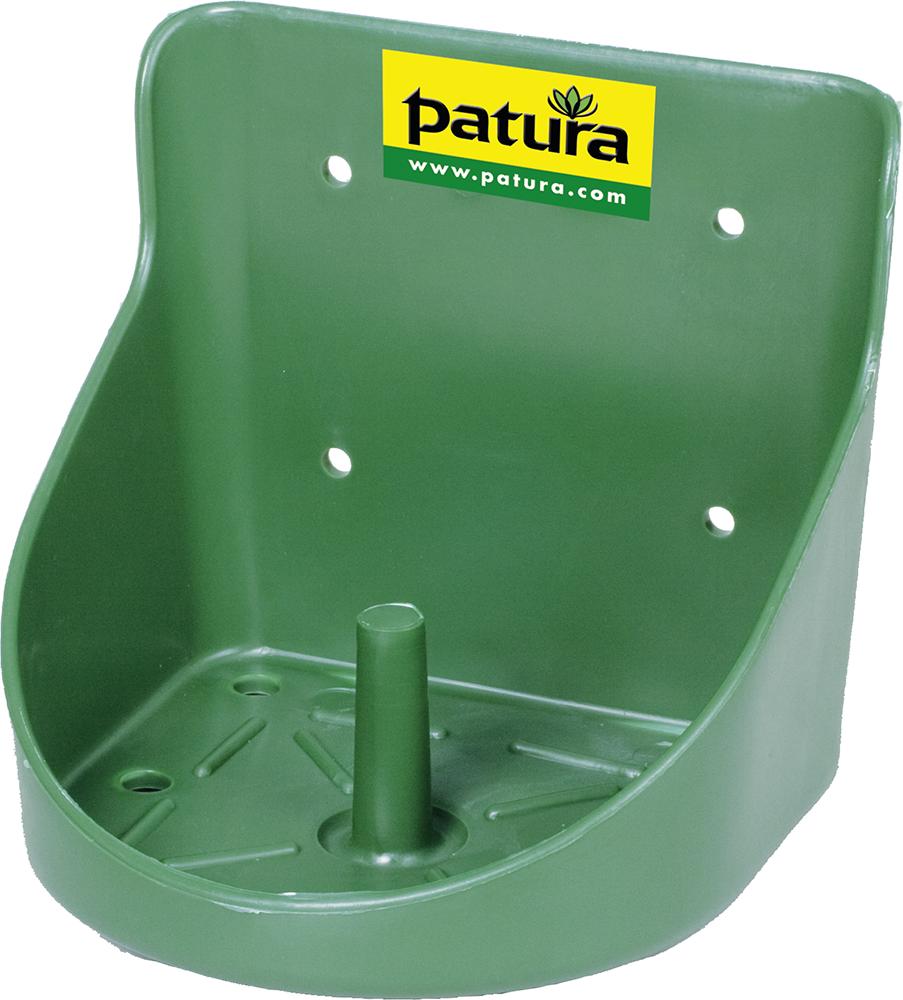 Kunststoff-Lecksteinhalter, für 10 kg Stein