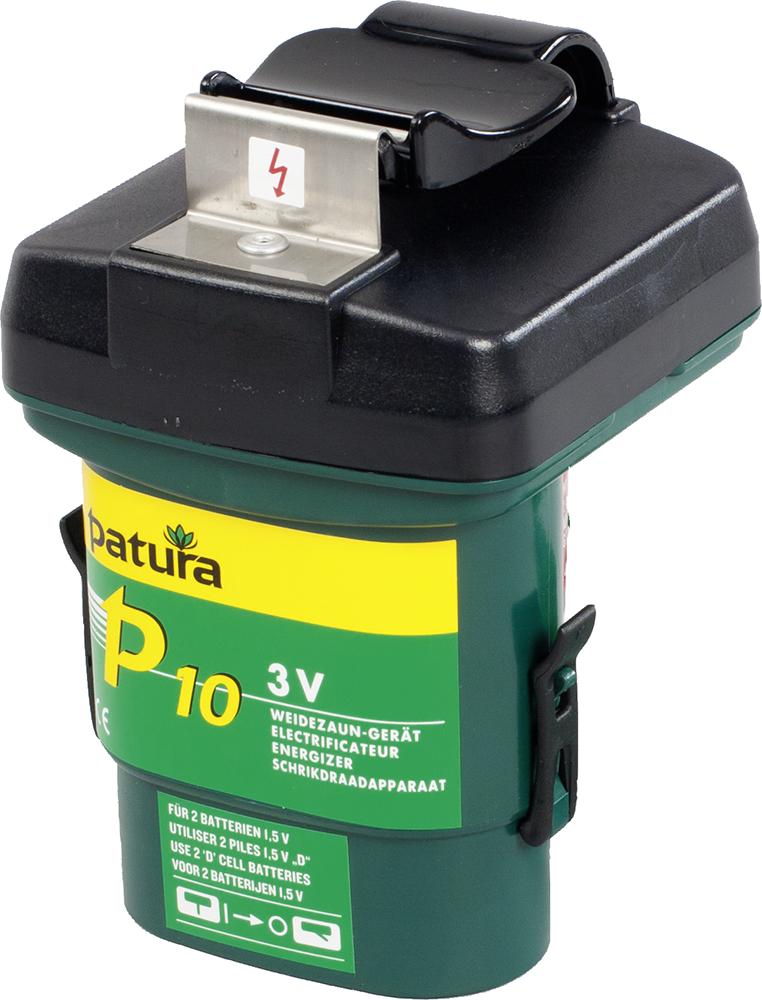 P10, Weidezaun-Gerät für 2 Monozellen