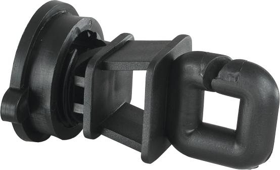 Schraub-Universalisolator für Pfähle bis 12 mm