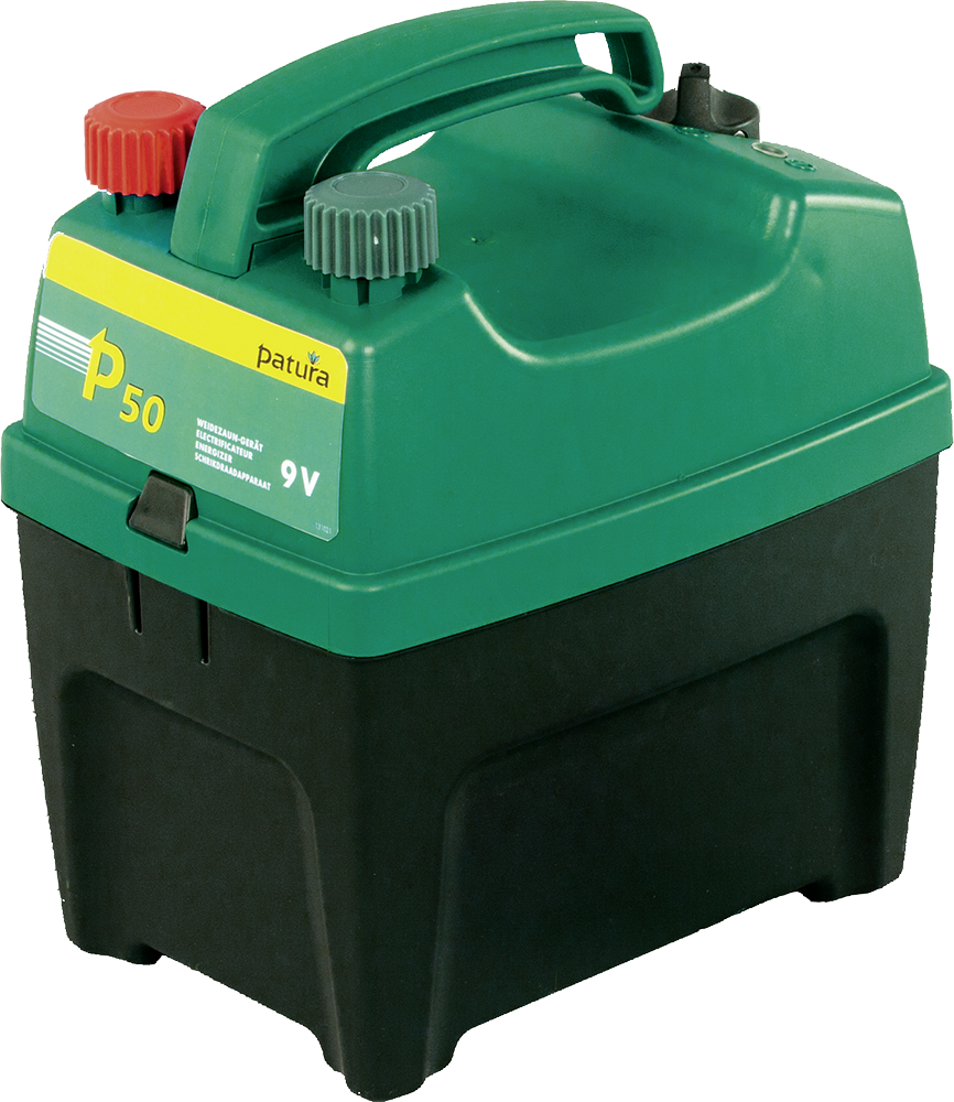 P50, Weidezaun-Gerät für 9 V Batterie