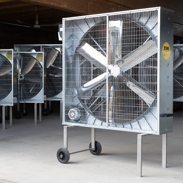 Mobiler Grossraum-Ventilator, EASY, Typ 140, FIX